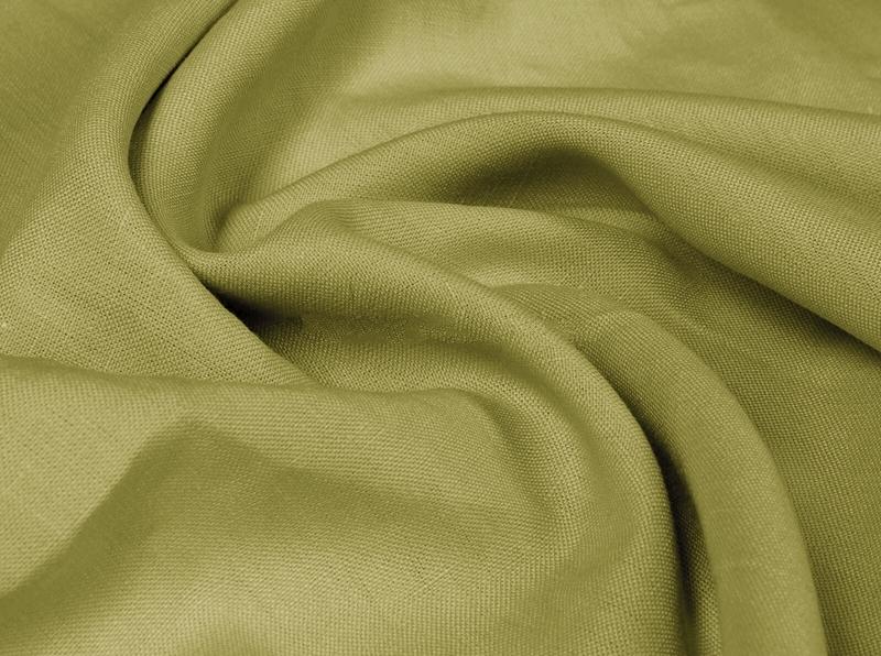 Ткань костюмная лен 100 степной песок фото 1>                   <span class=