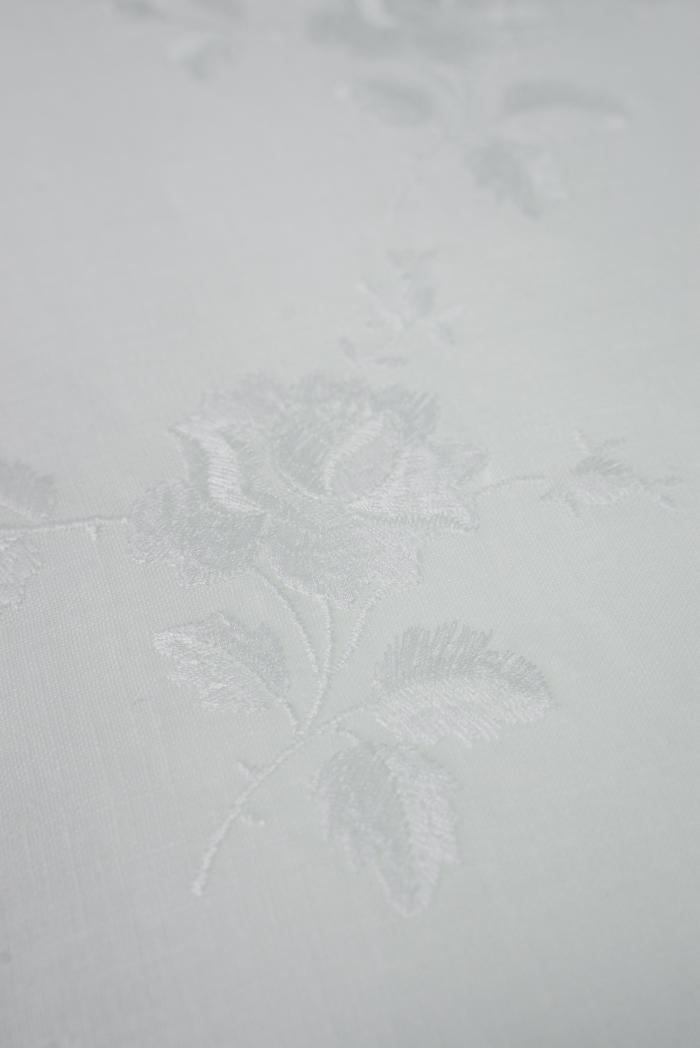Комплект постельного белья лен 100 рускеала евро фото 5