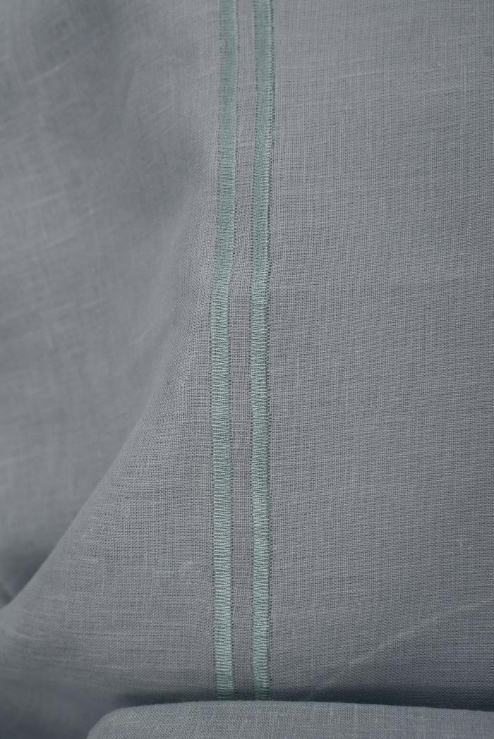 Комплект постельного белья лен 100 ярви евро фото 2