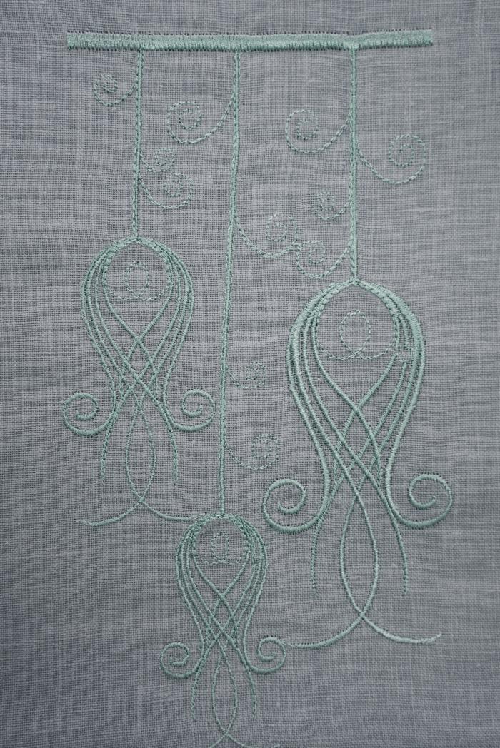 Комплект постельного белья лен 100 ярви евро фото 3