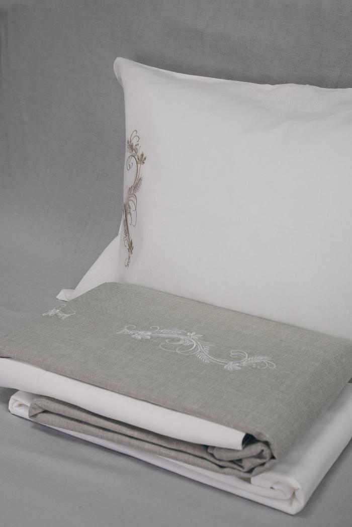 Комплект постельного белья п лен савонлинна евро фото 2