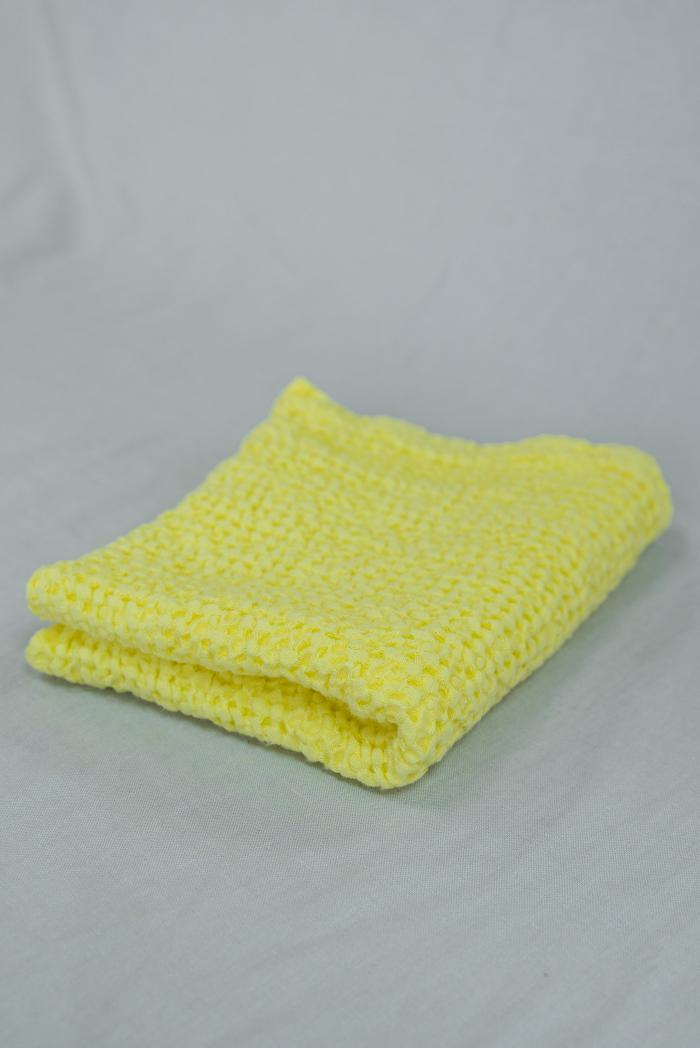 Вафельное полотенце в желтом цвете 50 70 см фото 1>                   <span class=