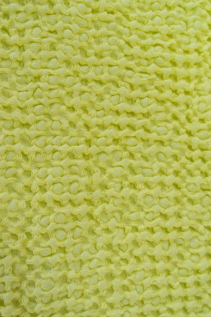 Вафельное полотенце в желтом цвете 50 70 см фото 2>                   <span class=