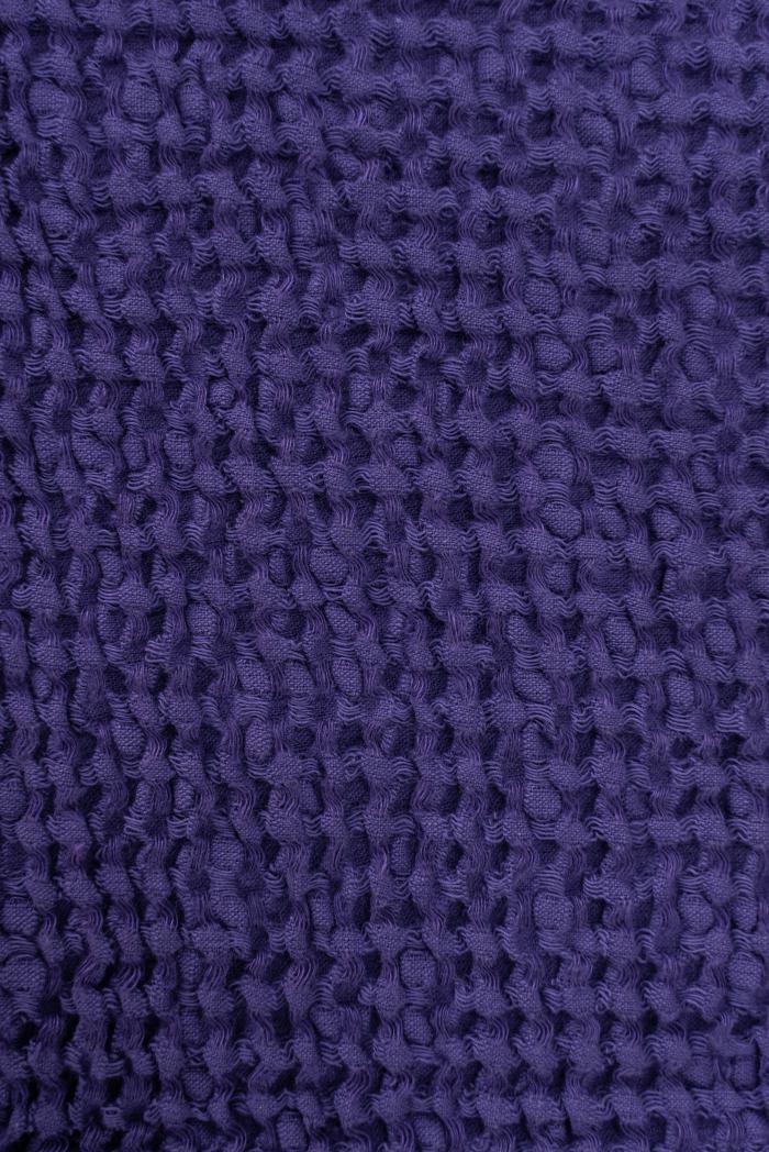 Вафельное полотенце в фиолетовом цвете 75 120 см фото 3>                   <span class=