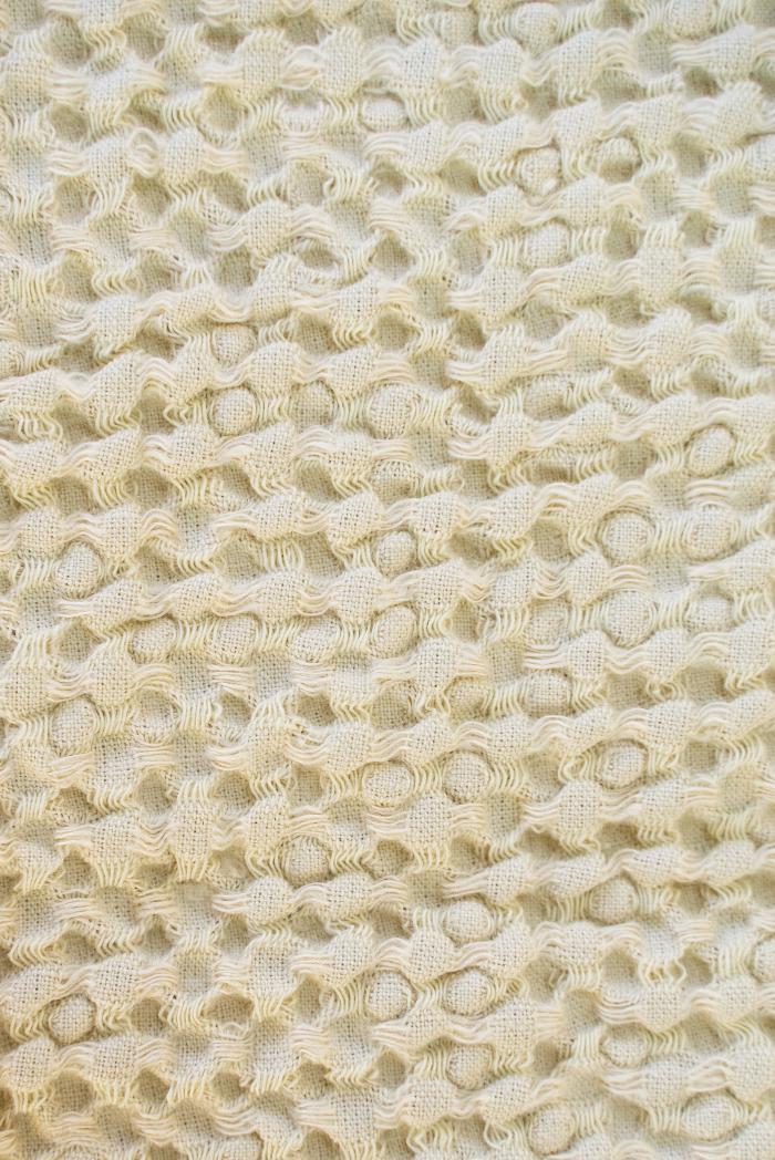 Вафельное полотенце в бежевом цвете 80 140 см фото 2>                   <span class=