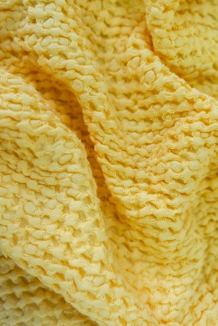 Вафельное полотенце в персиковом цвете 80 140 см фото 3>                   <span class=