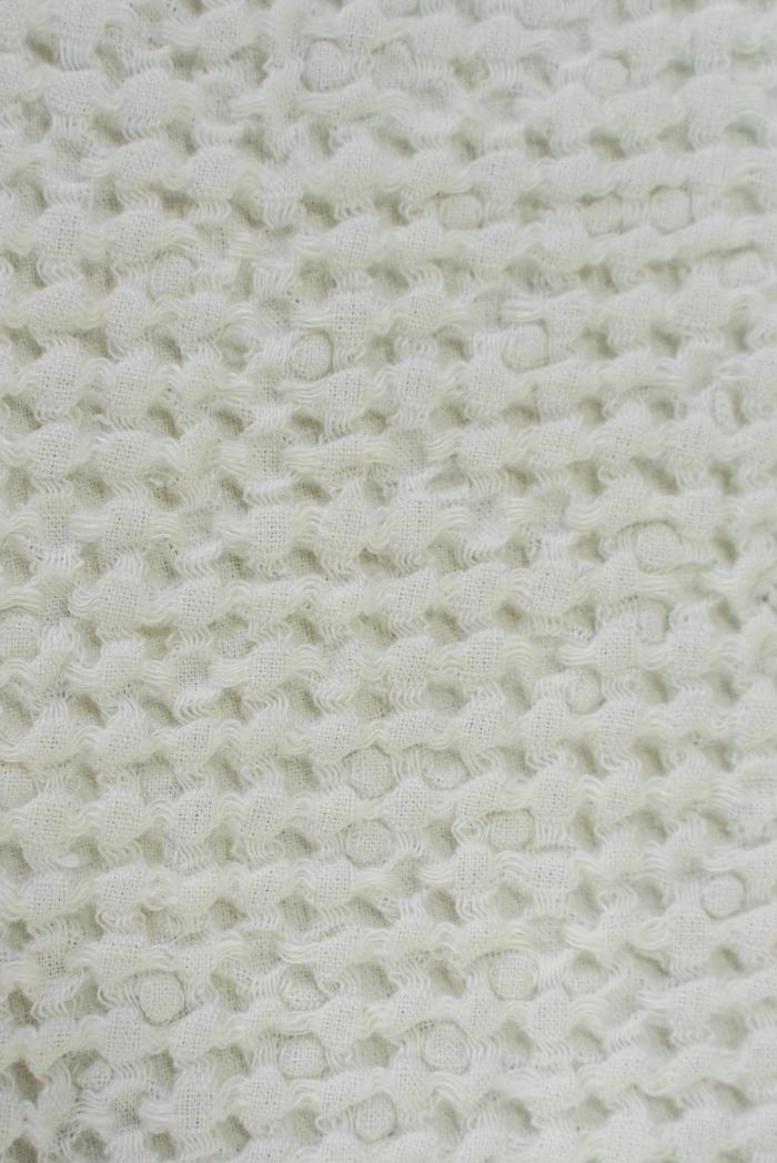 Вафельное полотенце в белом цвете 80 150 см фото 2>                   <span class=
