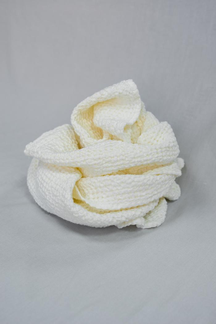 Вафельное полотенце в белом цвете 80 150 см фото 3>                   <span class=