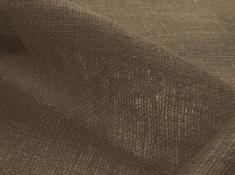 Ткань декоративная лен 100 коричневый сахар фото 1