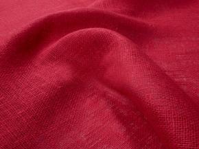 Ткань декоративная лен 100 красное солнце фото 3>                   <span class=