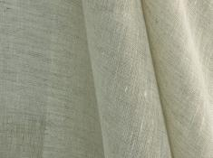 Ткань декоративная лен 100 льняная вуаль фото 1