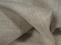 Ткань декоративная лен 100 льнянка фото 1