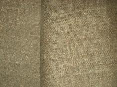 Ткань декоративная лен 100 суровый лен фото 1