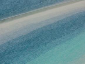 Ткань декоративная п лен голубая бухта фото 3>                   <span class=