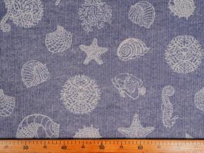 Ткань декоративная п лен морской конек фото 3>                   <span class=