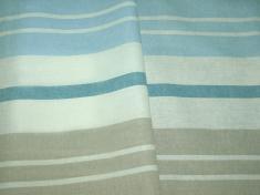Ткань для постельного белья хлопчатобумажная пестротканая цв 4 фото 1