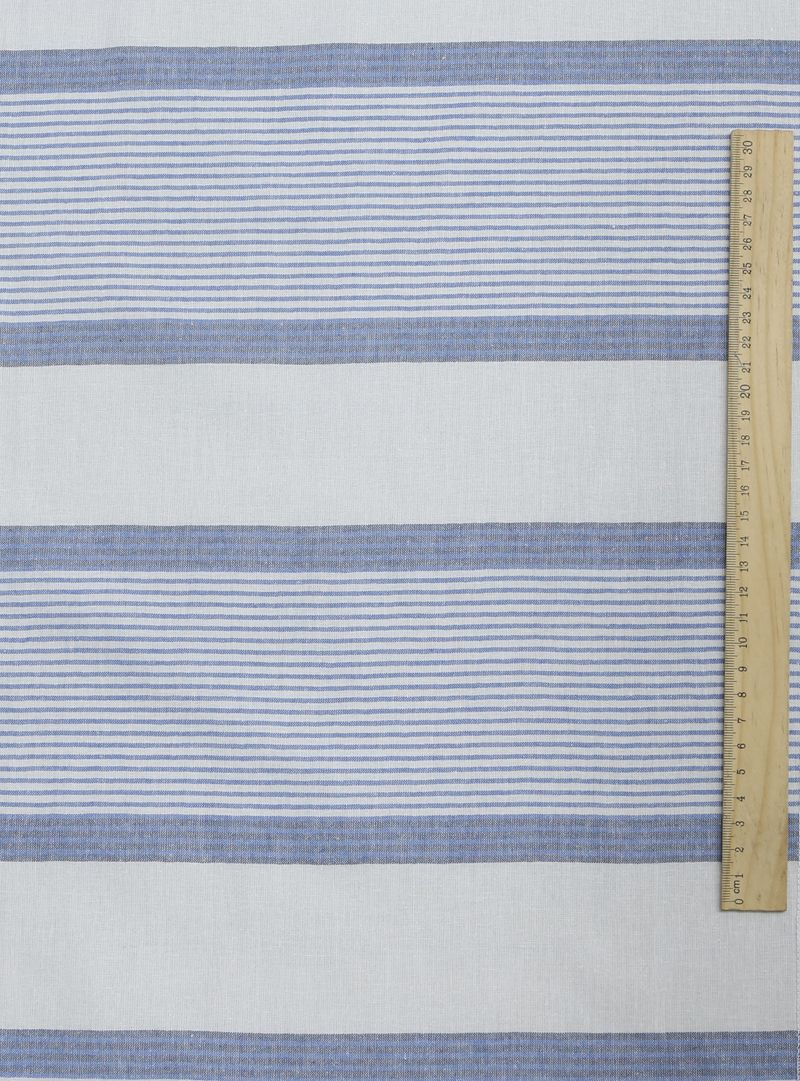 Ткань для постельного белья хлопчатобумажная пестротканая муо на воде цв 2 фото 1>                   <span class=