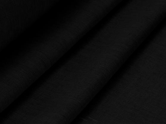 Ткань для постельного белья лен 100 черная ночь фото 1>                   <span class=