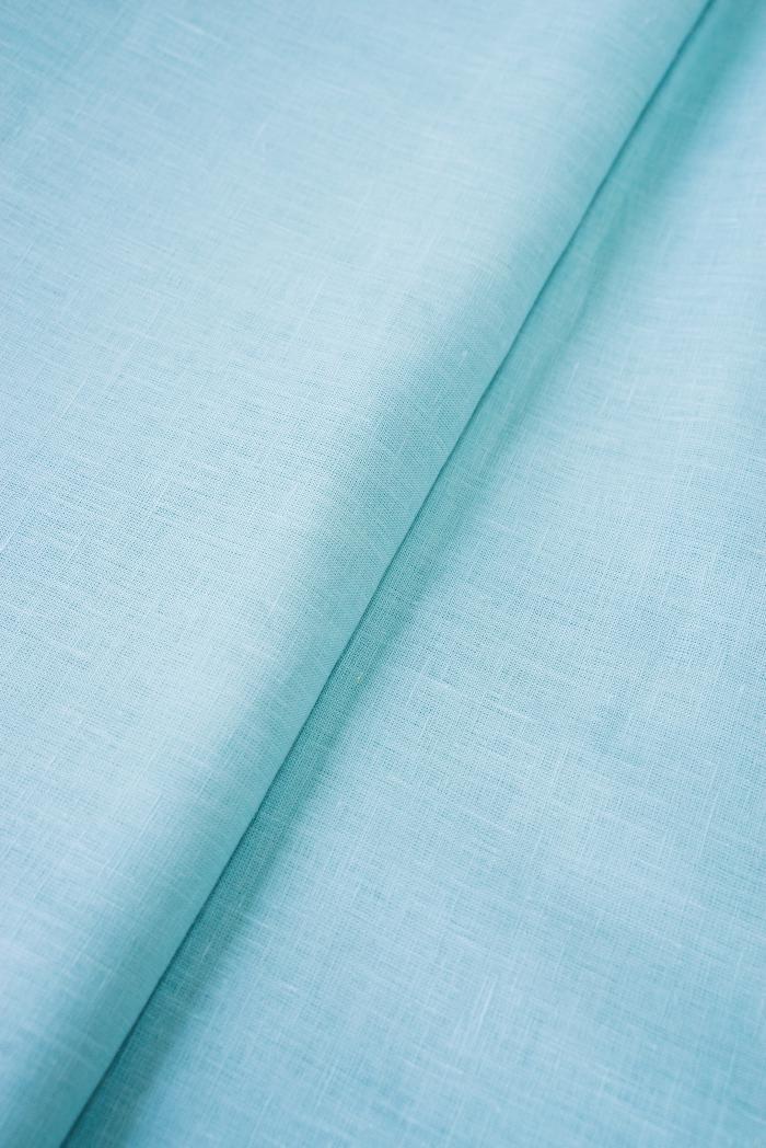 Ткань для постельного белья лен 100 горный подснежник фото 1>                   <span class=