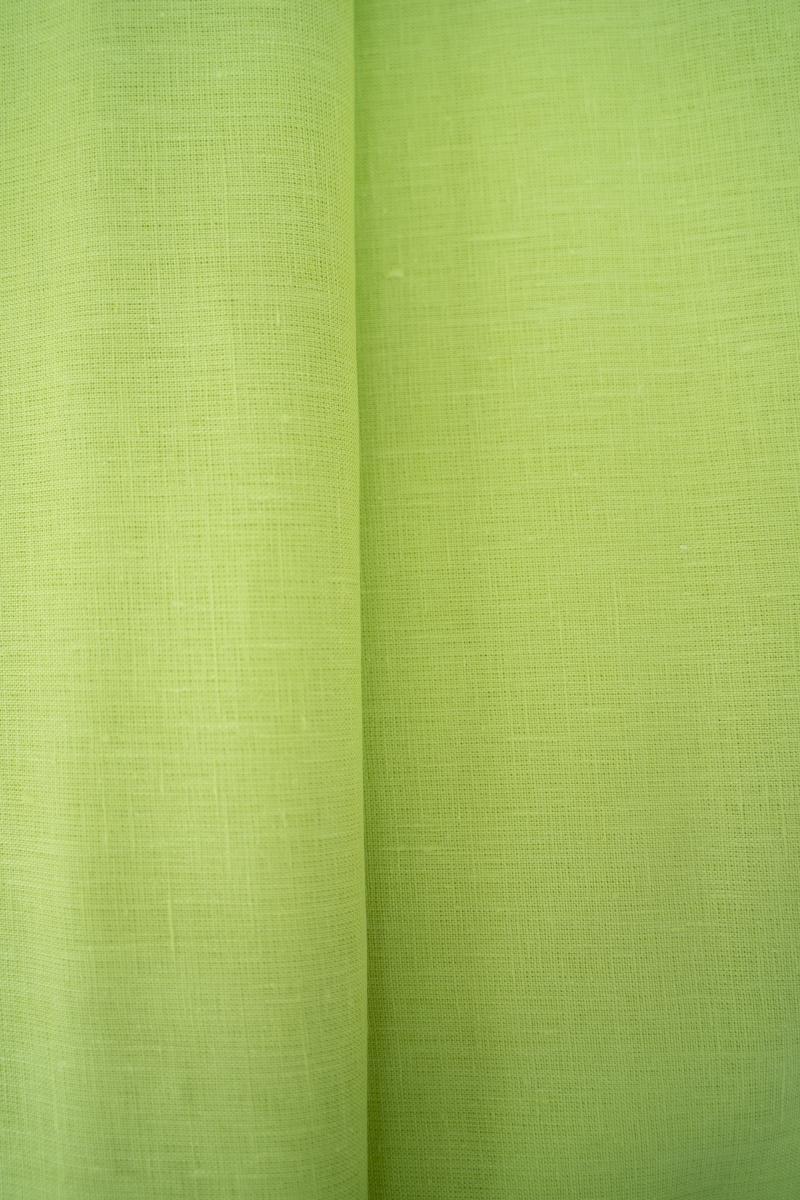 Ткань для постельного белья лен 100 лайм фото 3>                   <span class=
