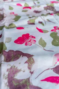 Ткань для постельного белья лен 100 лето фото 1