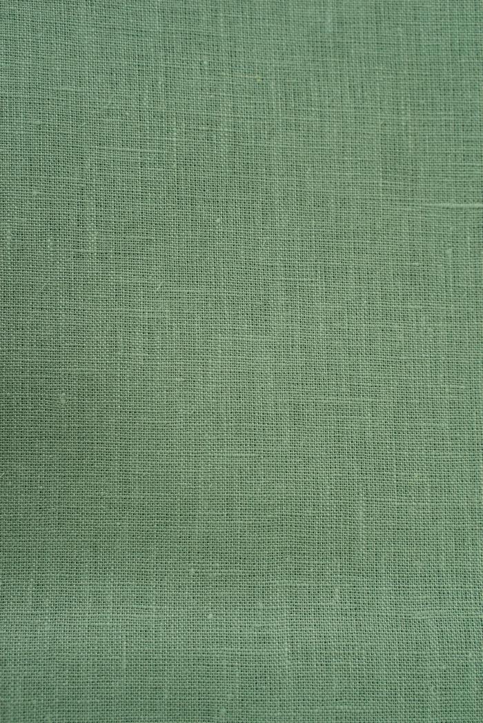 Ткань для постельного белья лен 100 малахит фото 2>                   <span class=