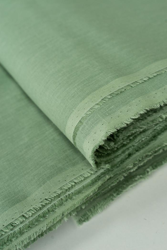 Ткань для постельного белья лен 100 малахит фото 5>                   <span class=