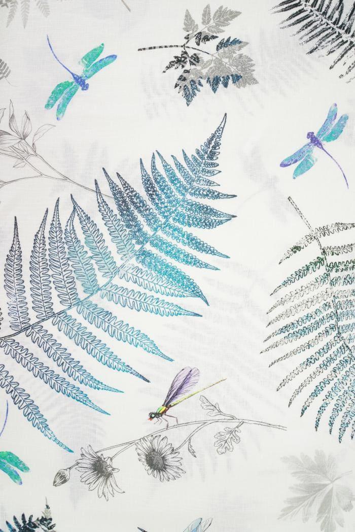Ткань для постельного белья лен 100 папоротник фото 1>                   <span class=