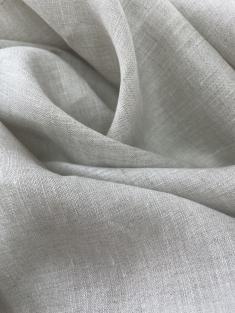Ткань для постельного белья лен 100 парус фото 1