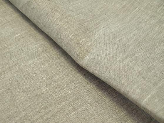 Ткань для постельного белья лен 100 серая гладь фото 1>                   <span class=