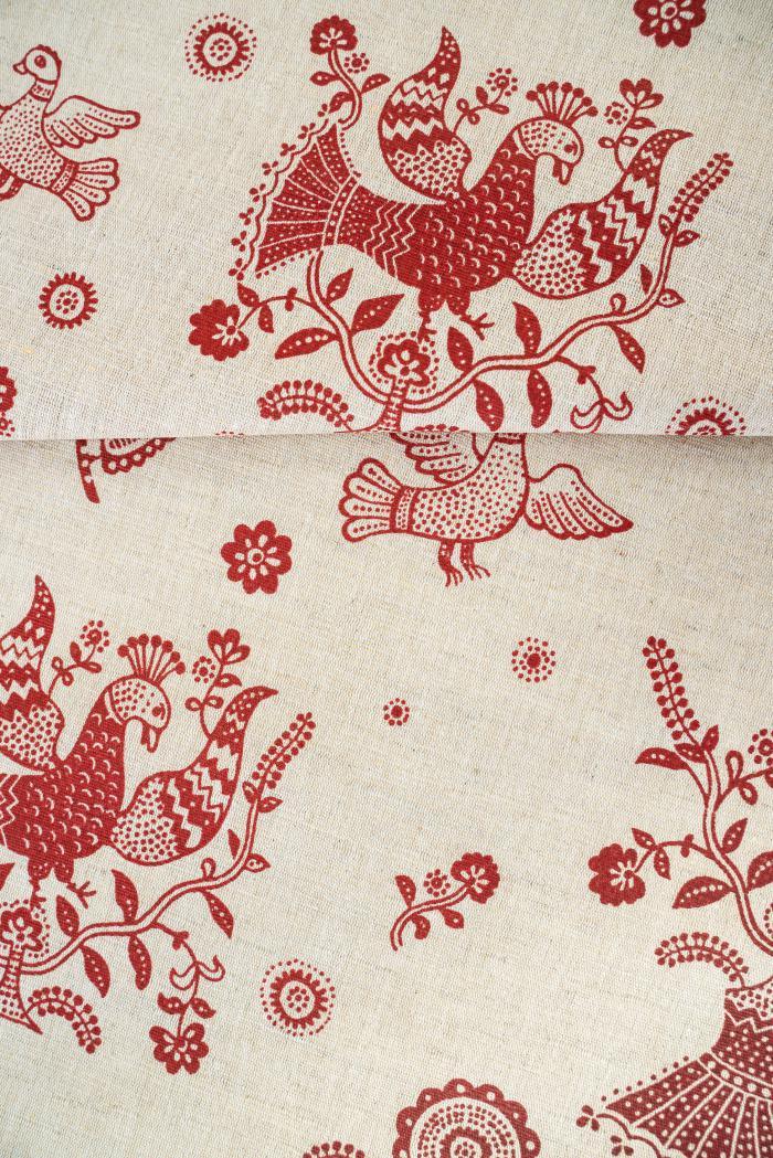 Ткань для постельного белья п лен гуси лебеди фото 3>                   <span class=