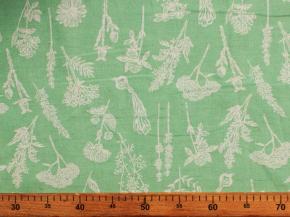 Ткань для постельного белья п лен летний пейзаж фото 3>                   <span class=