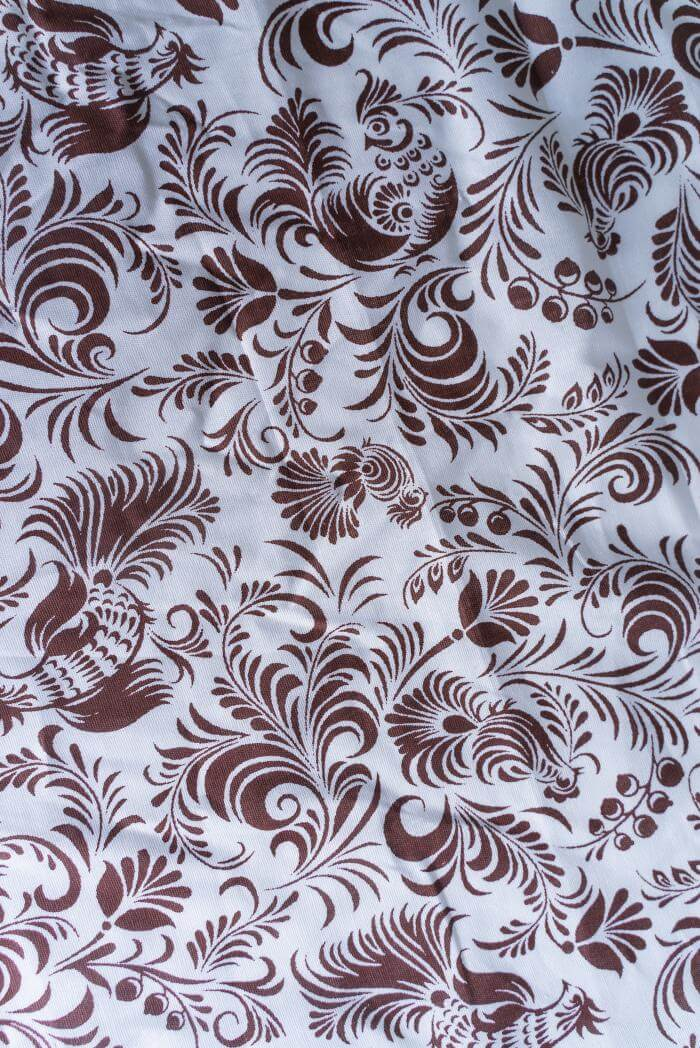 Ткань для постельного белья п лен петухи фото 1>                   <span class=