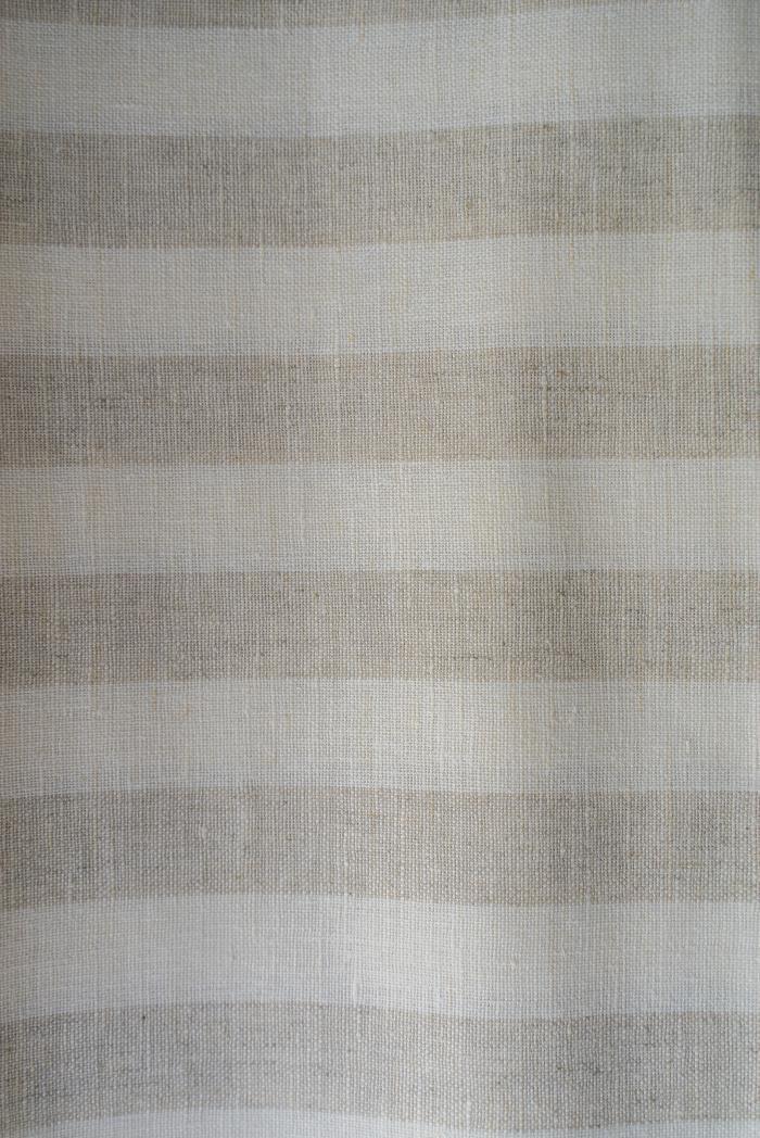 Ткань для постельного белья п лен полоска бежевая фото 4>                   <span class=