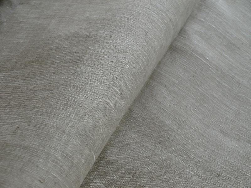 Ткань для постельного белья лен 100 серый жемчуг фото 1>                   <span class=