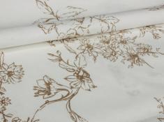 Ткань интерьерная п лен шведская роза фото 1
