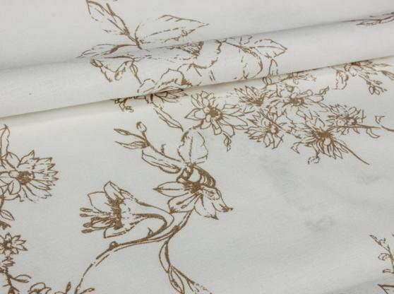 Ткань декоративная п лен шведская роза фото 1>                   <span class=