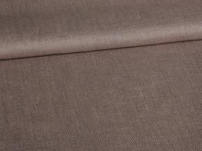 Ткань костюмная лен 100 елочка какао фото 2>                   <span class=