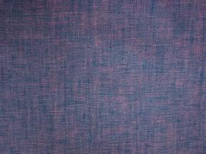 Ткань костюмная лен 100 индиго фото 3>                   <span class=