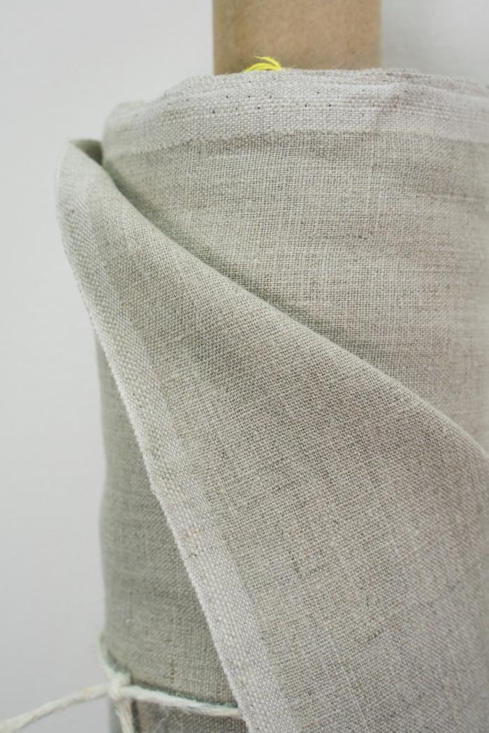 Ткань костюмная лен 100 известняк фото 2>                   <span class=