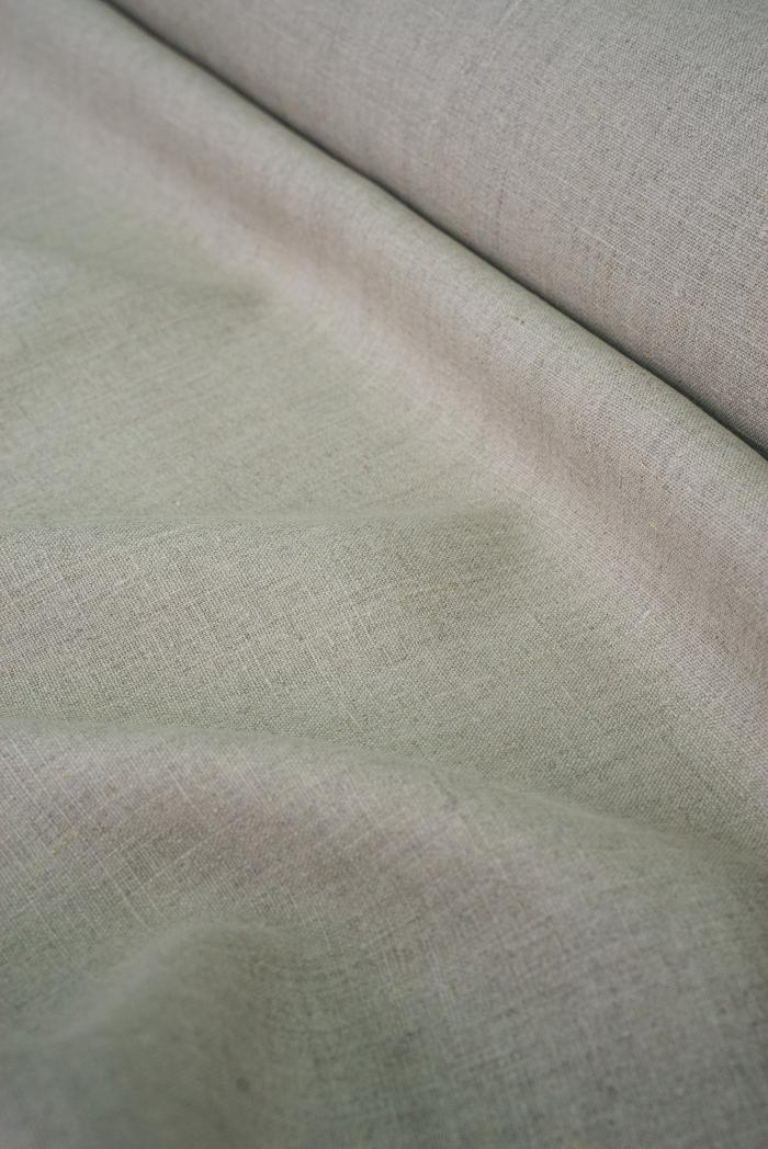 Ткань костюмная лен 100 известняк фото 3>                   <span class=