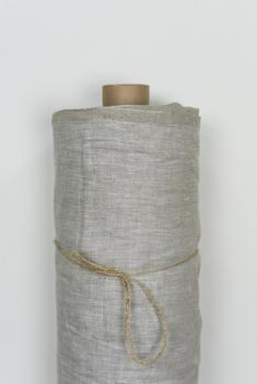 Ткань костюмная лен 100 льняное семя фото 1
