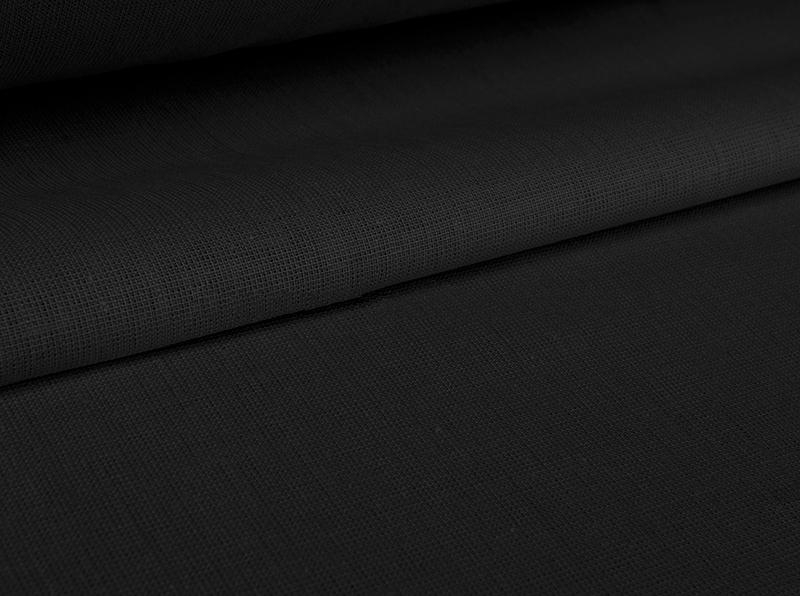 Ткань костюмная п лен черный оникс фото 1>                   <span class=
