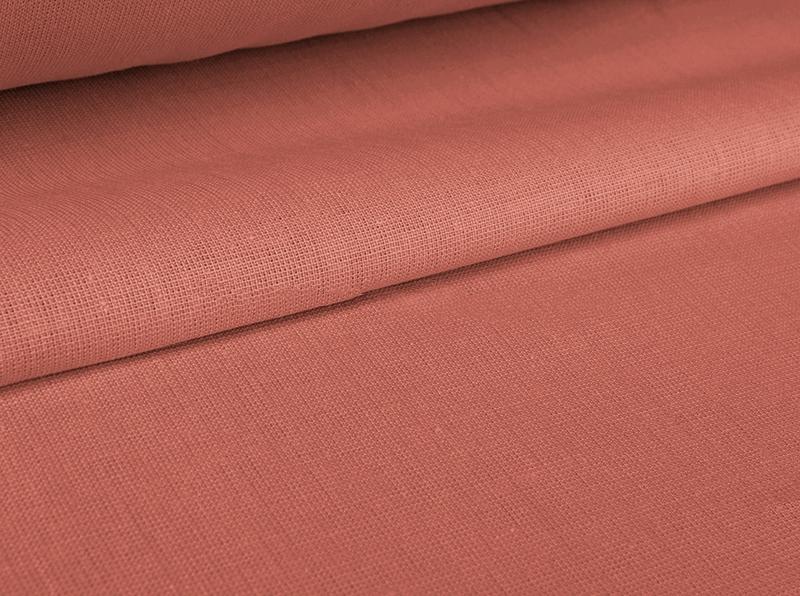 Ткань костюмная п лен розовый антик фото 1>                   <span class=