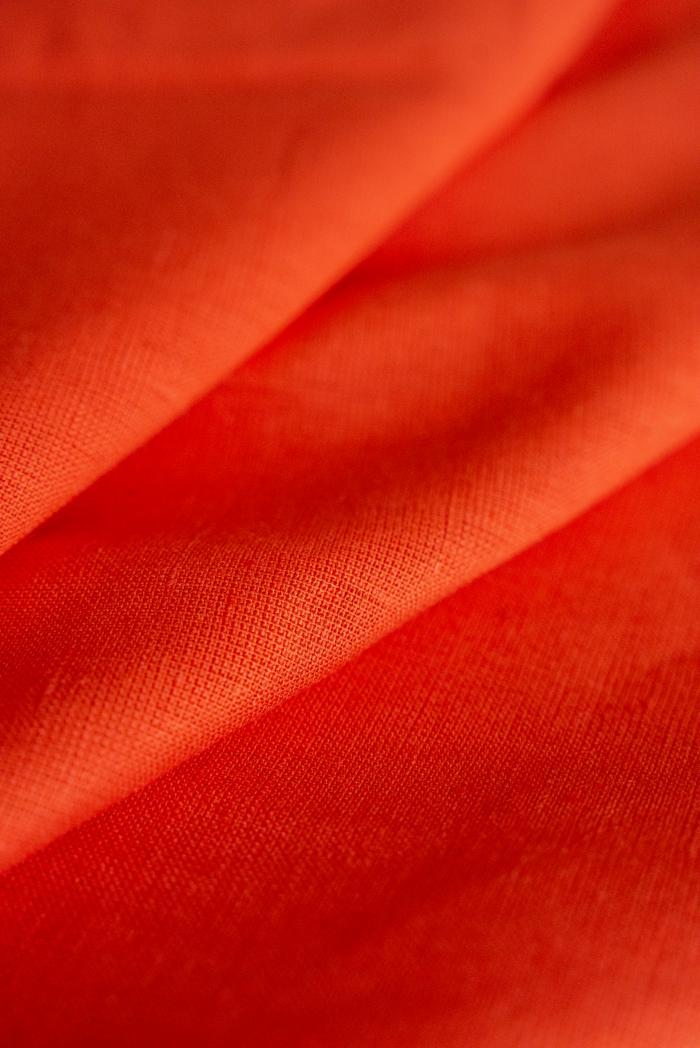 Ткань костюмная п лен тыква фото 5>                   <span class=