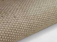 Ткань мебельная п лен следы на песке фото 1