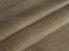 Ткань мешочная лен 100 джутовые нити 2 фото 1