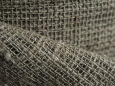 Ткань мешочная лен 100 лен долгунец фото 1