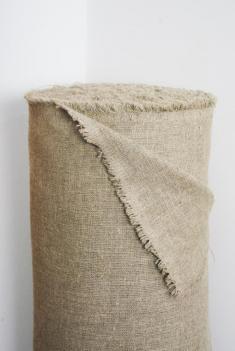 Ткань мешочная лен 100 лен культурный фото 1