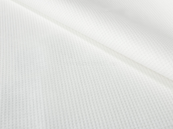 Ткань полотенечная п лен белая вафля фото 1>                   <span class=